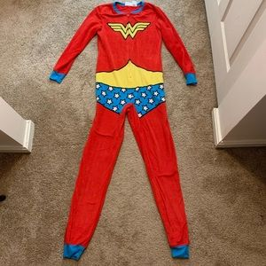 Wonder Woman Onesie Pajamas